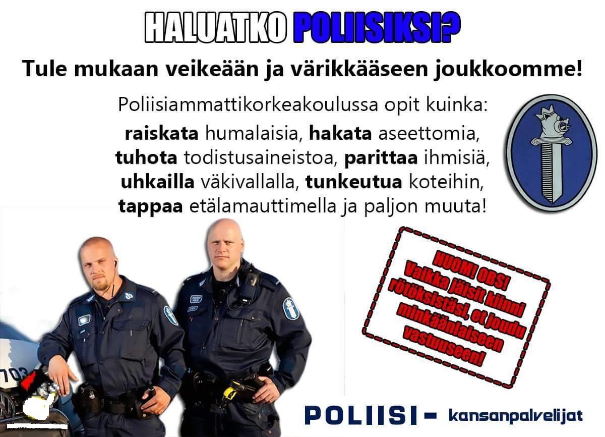 Aseeton poliisi