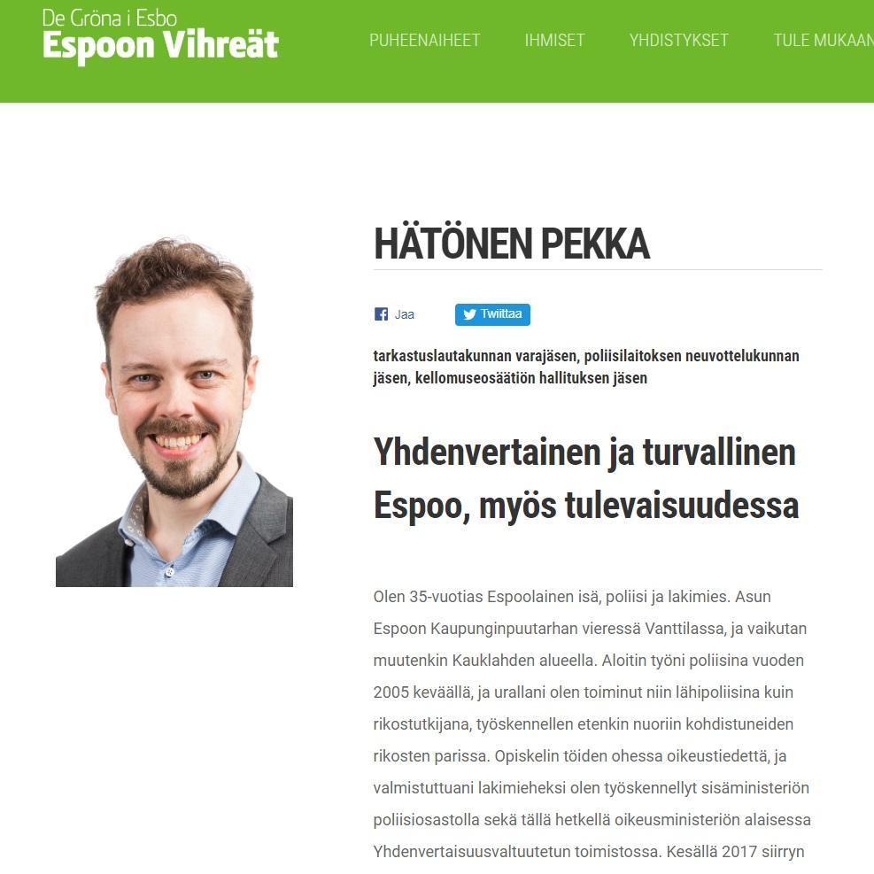 Pekka Hätönen