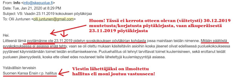 Teknisen lautakunnan kokouspöytäkirja 16.10.2014