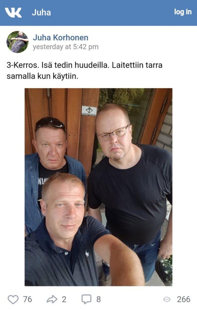Vk Juha Korhonen